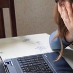 Minden második gyerek veszélynek lehet kitéve a neten