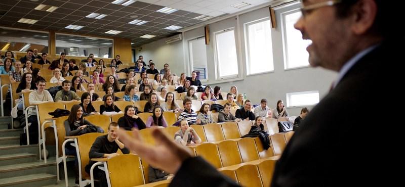 Drasztikusan csökkentett keretszámok sokkolják az egyetemeket
