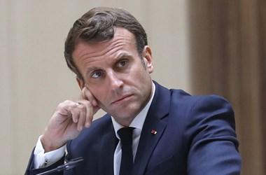 Macron az első uniós vezető, akit elnökként felhívott Biden, nagy a véleményegyezés