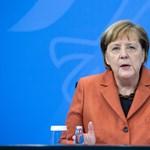 Angela Merkel: Hátra van még három-négy nehéz hónap a járványból