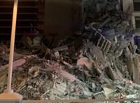 Legalább egy halálos áldozata van a miami épület összeomlásának