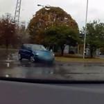 A nap videója: irány a benzinkút, a szabályok mit sem számítanak