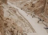 Legalább 3300 éves sírt találtak Egyiptomban