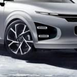 Még júniusban bemutatkozik a teljesen elektromos Citroën C4