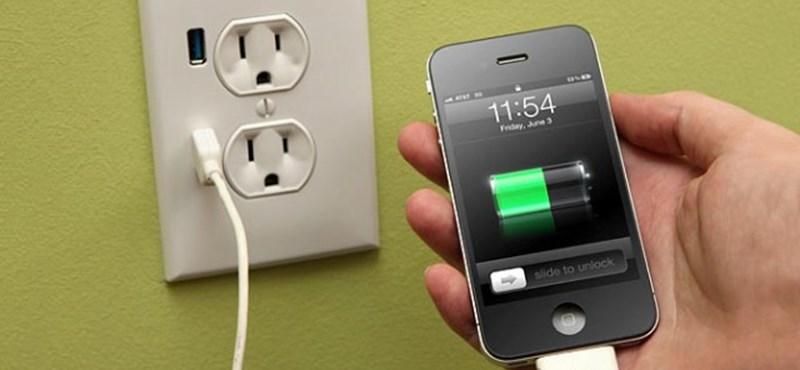 Ügyes tippek: így töltheti fel gyorsabban a telefonját
