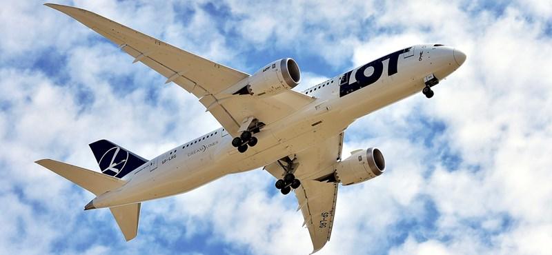 Elindult a LOT első Budapest-Szöul járata