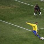 Sima brazil győzelem, Kakát kiállították