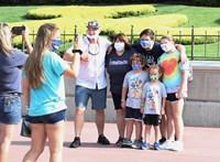 Megnyitott Floridában a Walt Disney World, miközben tombol a járvány