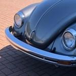 Eladó egy régi VW Bogár 31, azaz harmincegy kilométerrel