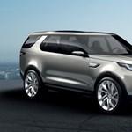 """""""Öngyilkos ajtókkal"""" jön az új Land Rover Discovery"""