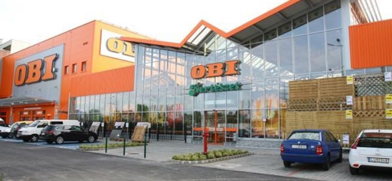 A bérharc következő állomása: OBI