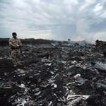 Lelőtt maláj gép: Még most is találtak maradványokat Ukrajnában