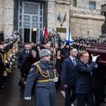 Elbúcsúztatták a meggyilkolt orosz nagykövetet – fotók