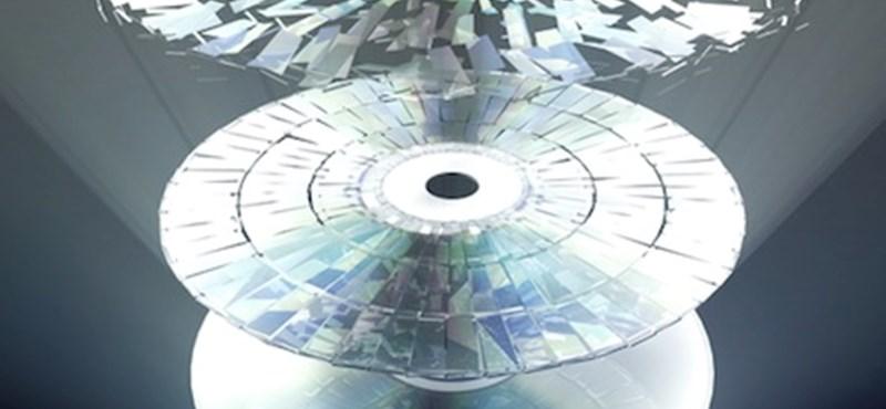 1000 évig működik a Blu-ray