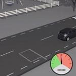 Az intelligens fekvőrendőr csak akkor fegyelmez, ha tényleg gyorsan mész – videó