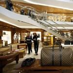 Louis Vuitton mozimúzeum Rómában