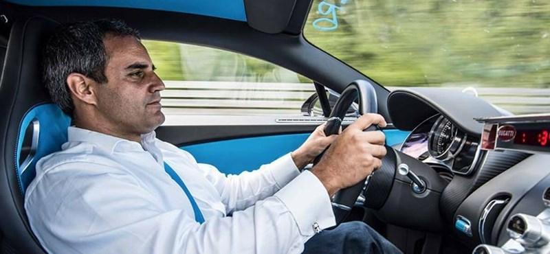 Baj van a Bugatti Chironnal, világszerte visszahívják az autókat