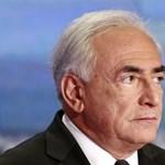 Szexpartik: újra őrizetben a volt IMF-vezér