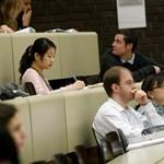 Decemberig várat magára a felsőoktatási törvény szövege