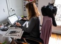 Hiába a járvány, alig dolgozhattak otthonról a magyarok