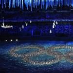Újra eltűnt egy olimpiai karika Szocsiban – fotó