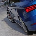 Kémfotókon az új méregzsák: 450 lóerővel támad a friss Audi RS3