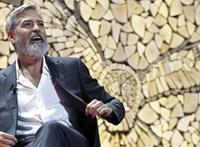 Ha George Clooney beleszólhat a politikába, akkor Erzsébet királynő miért nem?