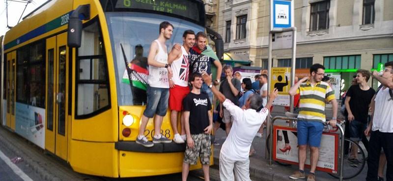 Forgalomkorlátozás és lezárások a fővárosban a meccs miatt