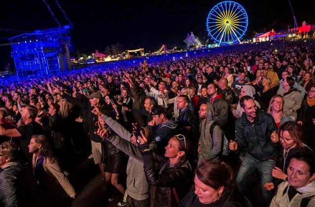 tg.18.06.26. Sopron Volt fesztivál 0. nap Depeche Mode koncert