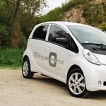 Peugeot iOn teszt: 1,4 liter alatt fogyaszt