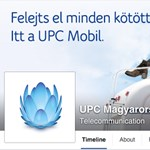 Ömlenek a panaszok a UPC Facebook-oldalára