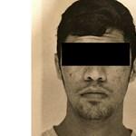 Budapestre hozták a nemi erőszakkal gyanúsított afgán férfit - videó