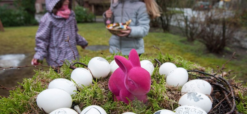 Esős, szeles, de végre tavasziasan enyhe idő ígérkezik húsvétra