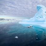 Óriási jéghegy tart rettegésben egy grönlandi falut