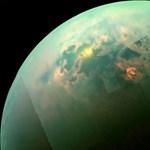 A hold, ahol esik az eső, és sok a szerves anyag – térkép készült a Szaturnusz Titánjáról