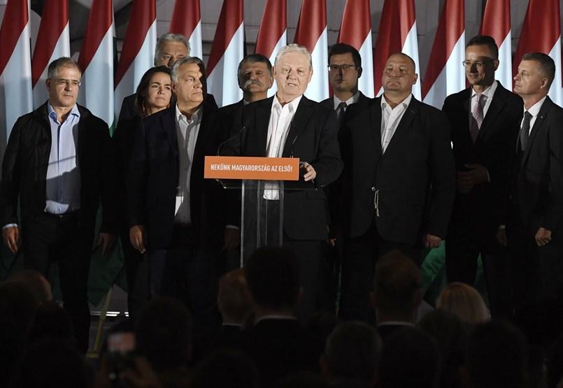 Magyarország népe nem Orbán Viktor népe