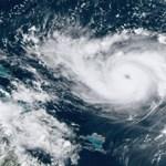 Rekordokat dönt a Dorian hurrikán, ám ennél is rosszabbra kell számítani