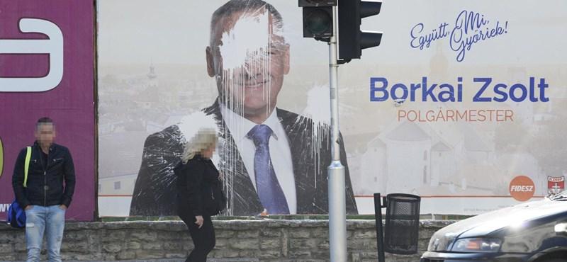 Fekete-Győr: Borkai elhúzta a csíkot