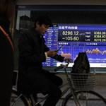 A pénzügyi papírok teljesítettek legjobban a tokiói tőzsdén