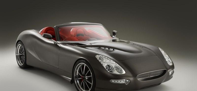 Trident Iceni GT: gyors, takarékos és nagyon brit