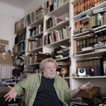 """""""Egy pengekerítést hova lehet túlhúzni?"""" - interjú Parti Nagy Lajossal"""