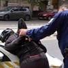 Gyanúsított lett a kerékpáros, akit megbilincseltek a Bartók Béla úton