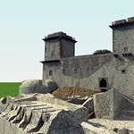 Így fog kinézni a diósgyőri vár – látványtervek