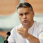Orbán csak az aranyhoz gratulált