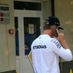 Kiszámolták: ennyit bukik Nico Rosberg