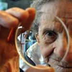 Egy kóros fehérje az öregedésben is szerepet játszik