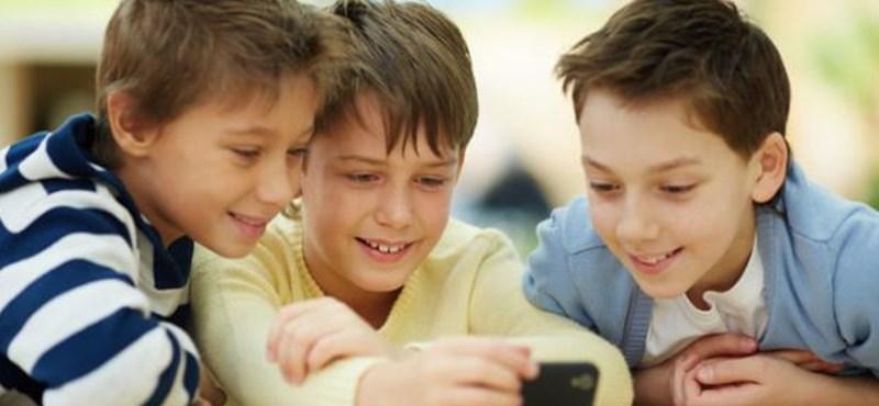Androidos telefonja van a gyermekének? Akkor lehet, hogy figyelik őt