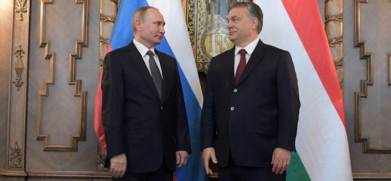 Elképesztő, mennyire hasonlít Orbán és az orosz média Európa-képe