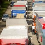 Nem kér a török kamionsofőrökből a magyar kormány