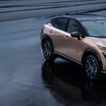Megérkezett a Nissan első elektromos SUV-ja, az Ariya